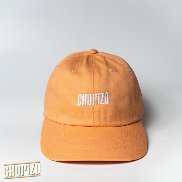 Chorizo Dad Hat Peach & Cream edition