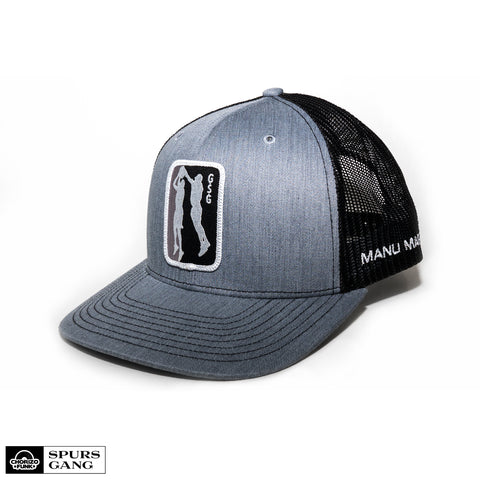 Manu Block-Two Tone Trucker Hat
