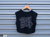 Manu Magic - Spurs Gang Ladies Crop Top Tank