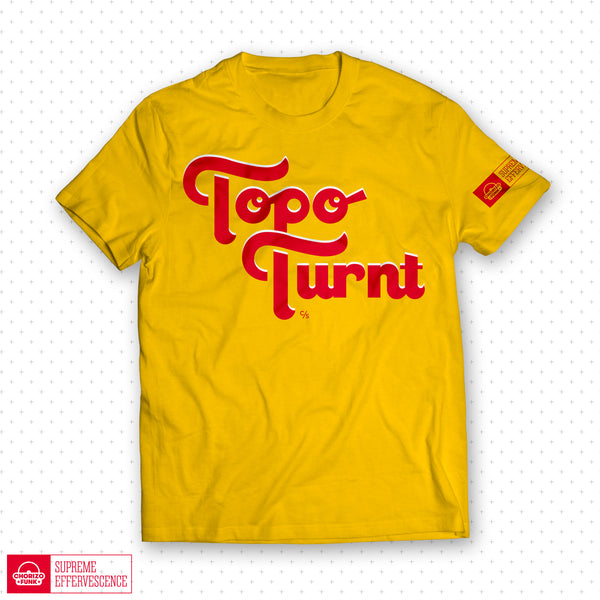 topo chico topo turnt topochico topoturnt summer tee sparkling water  t shirt t-shirt