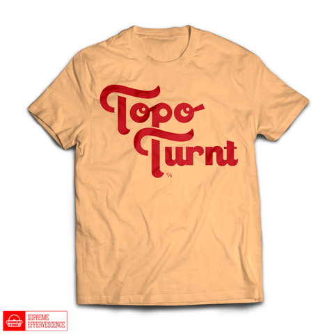topo chico topo turnt topochico topoturnt summer tee sparkling water t shirt t-shirt grapefruit