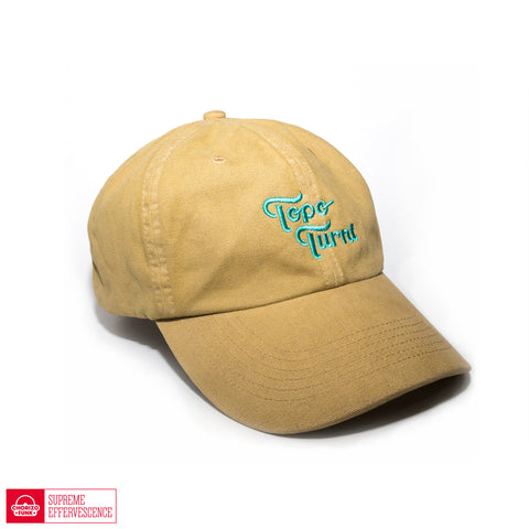 Topo Turnt-Dad Hat-Chino Cotton