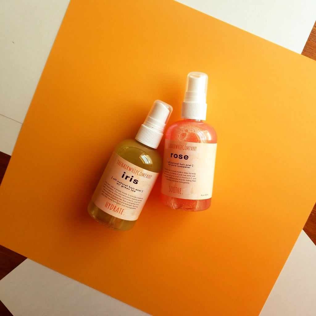 Natural Hair Mist Set - The Hairwhip Company