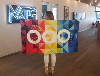 MKTG Out of Office Beach Towel
