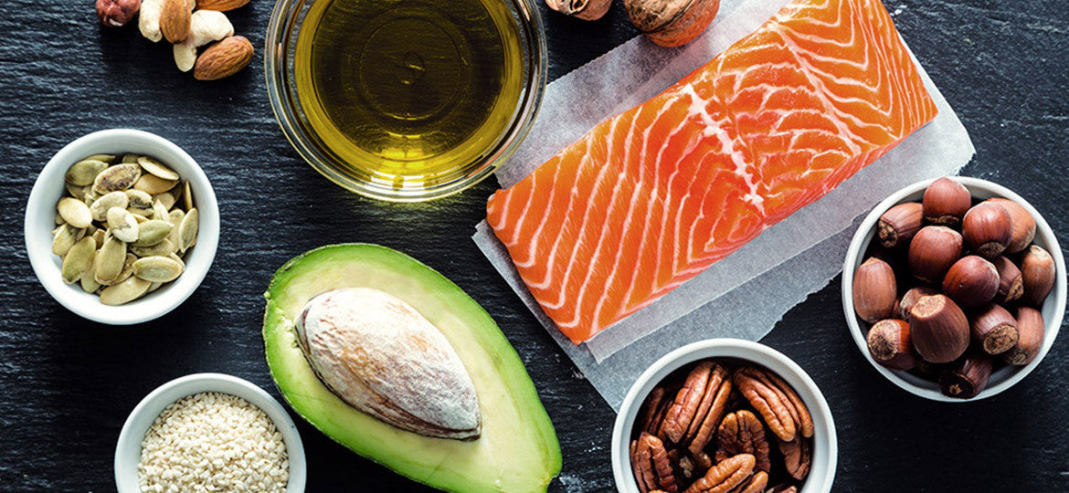 5 essential fatty foods for lean gains