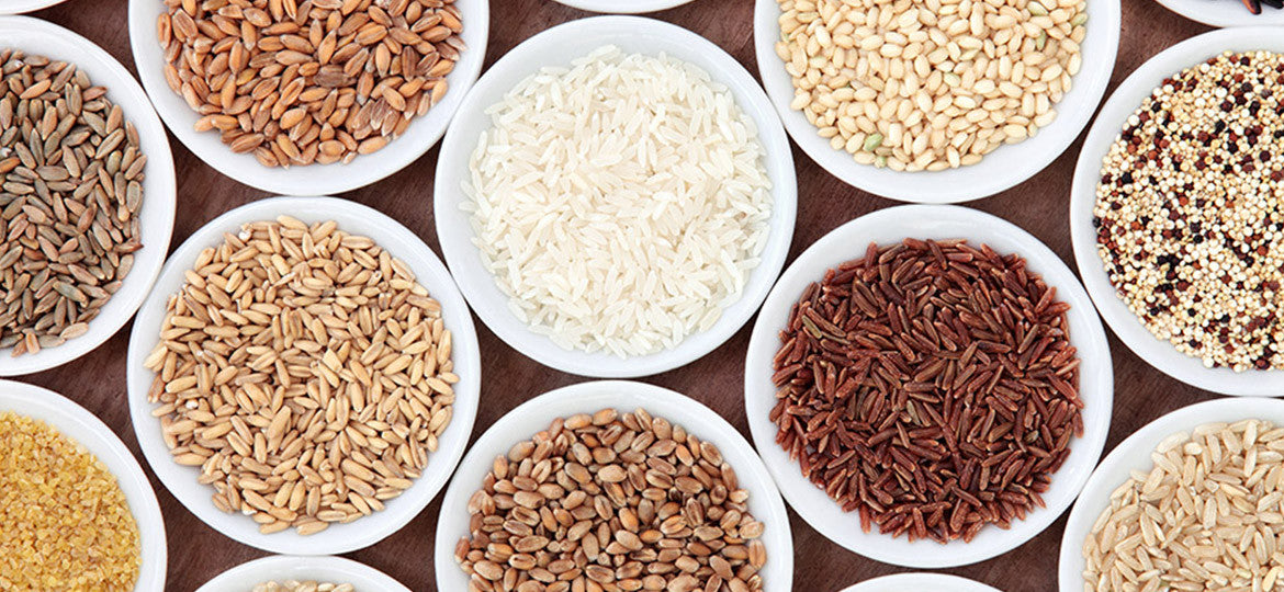 5 super grains for super gains