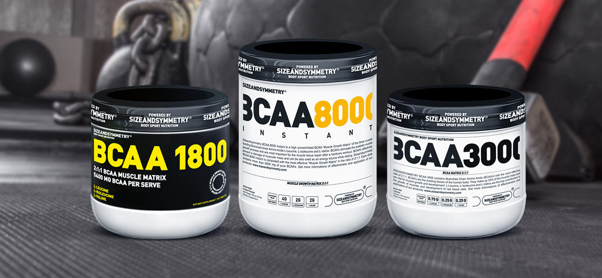 What the hell are BCAAs?