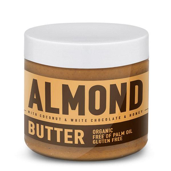 Almond Butter White Choco