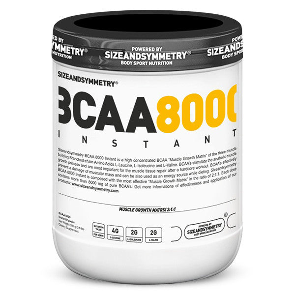 BCAA 8000 Powder Drink