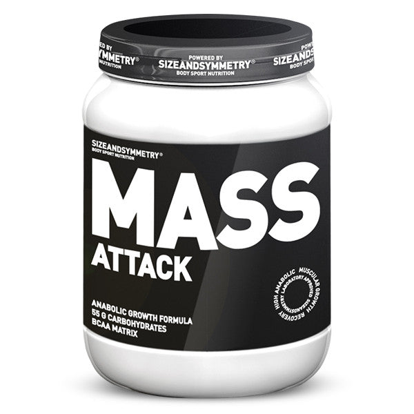 Mass Attack Mass Gainer
