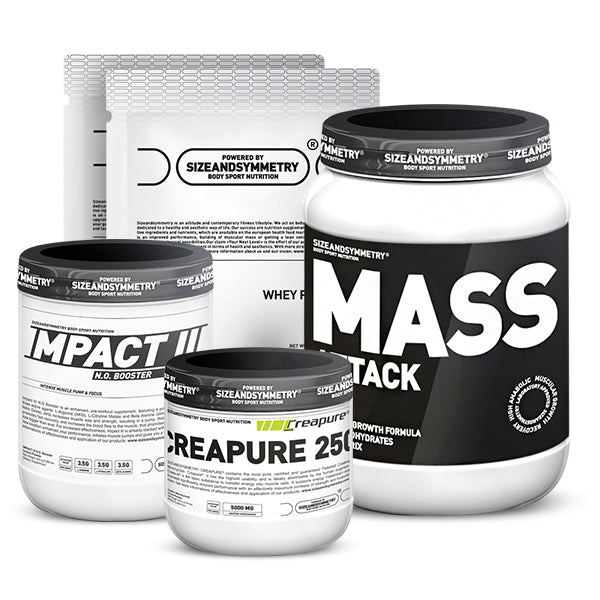 Muscle & Size Bundle - Save £37.41