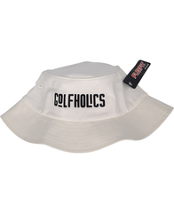 """Golfholics"" Bucket Hat"