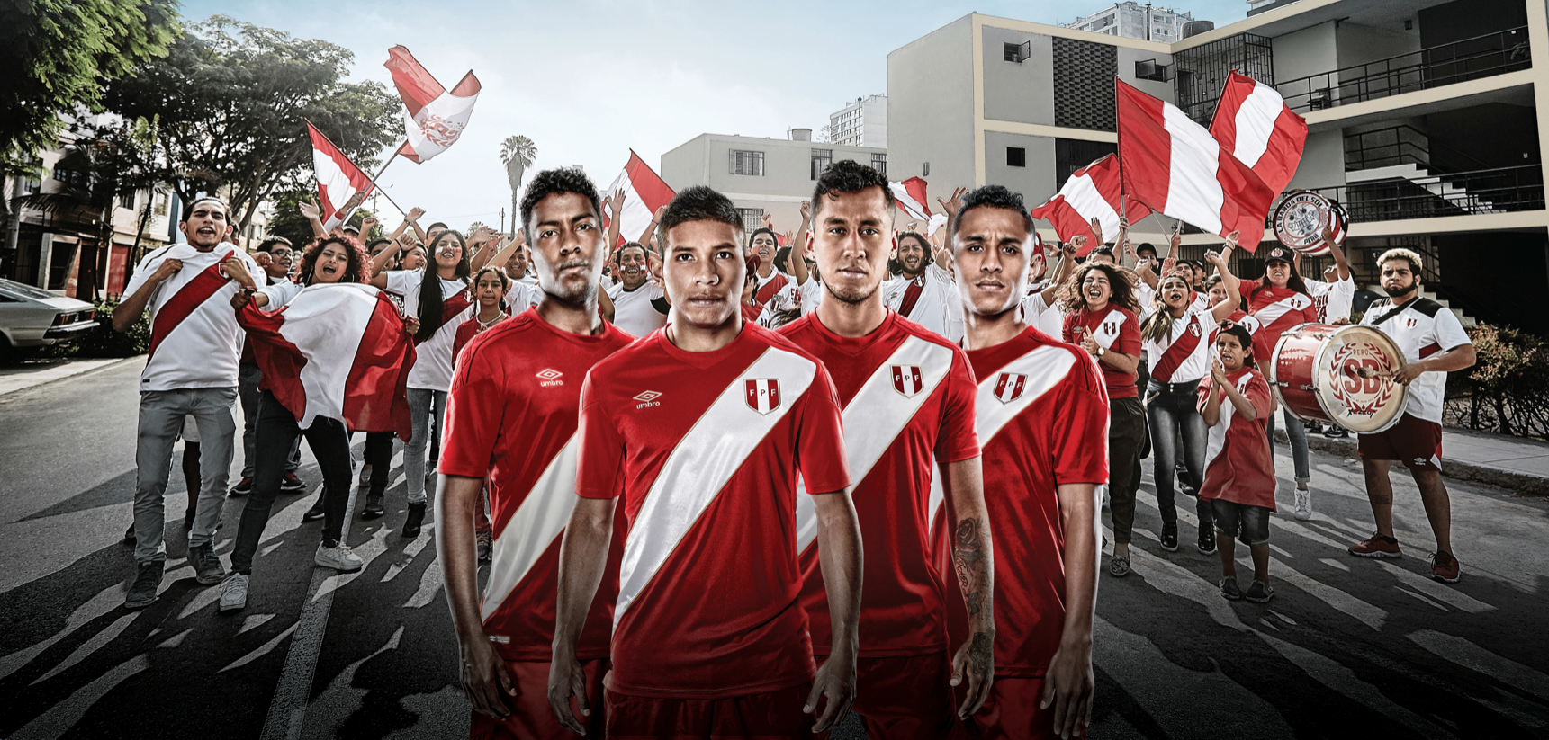 The Peruvian National Team | UMBRO USA
