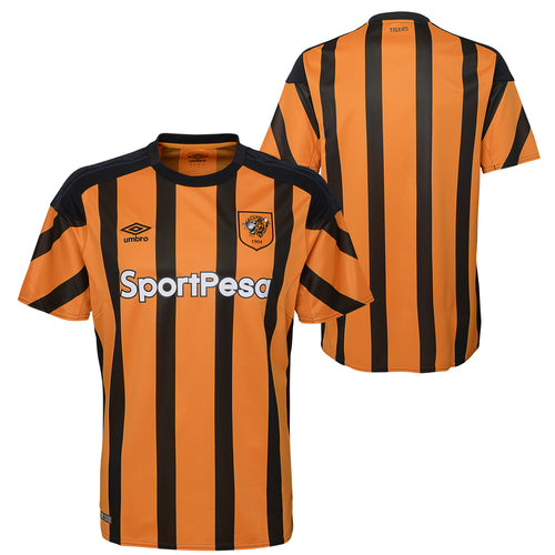 HULL CITY HOME JERSEY
