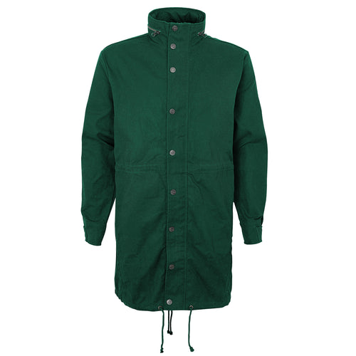 Hidden Hood Fish Tail Rain Jacket