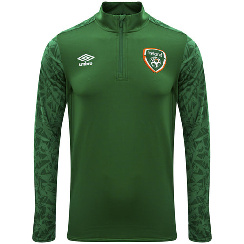 2020 IRELAND MEN'S 1/2 ZIP TOP