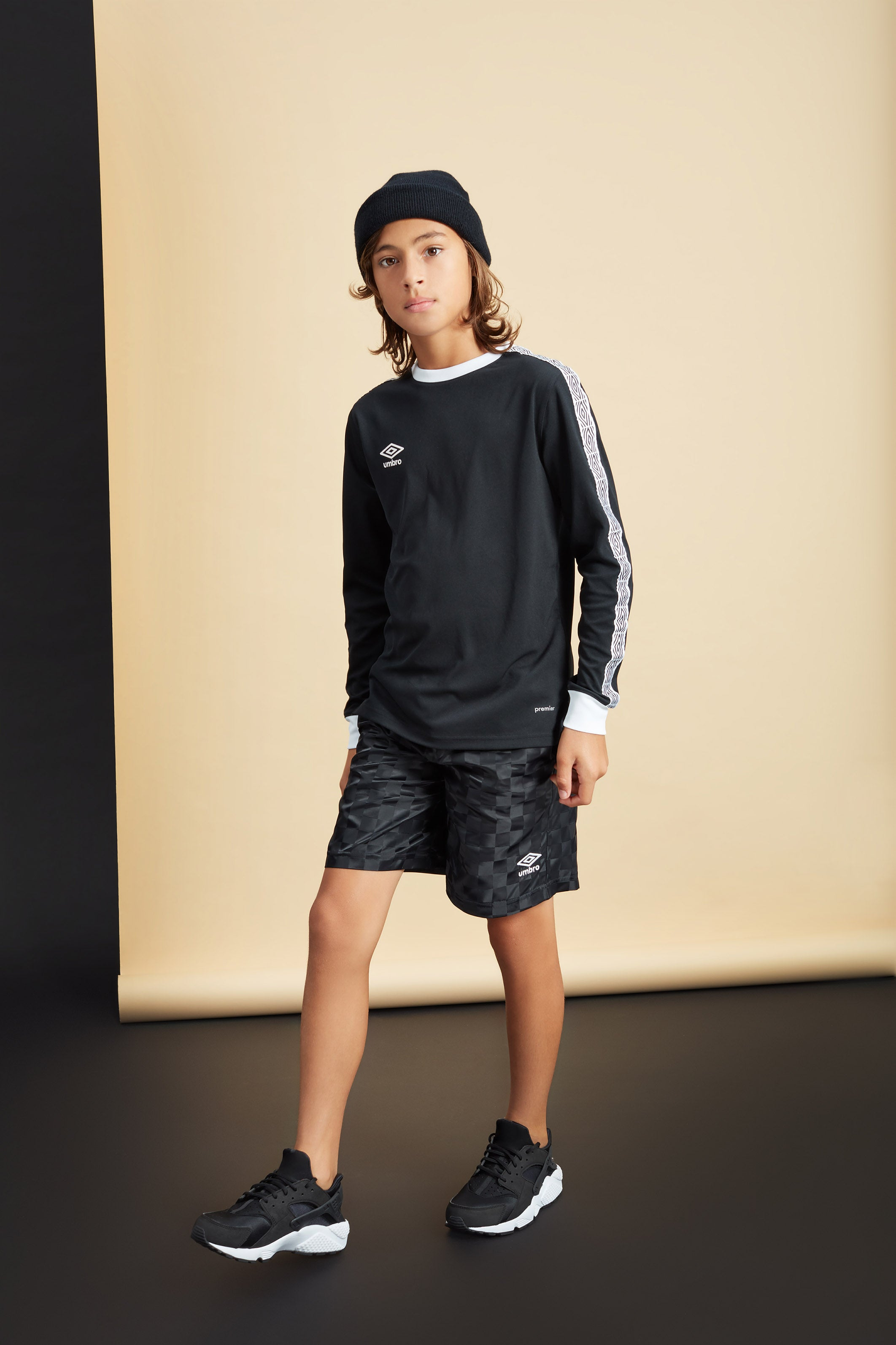 CHECKERBOARD SHORT - YOUTH