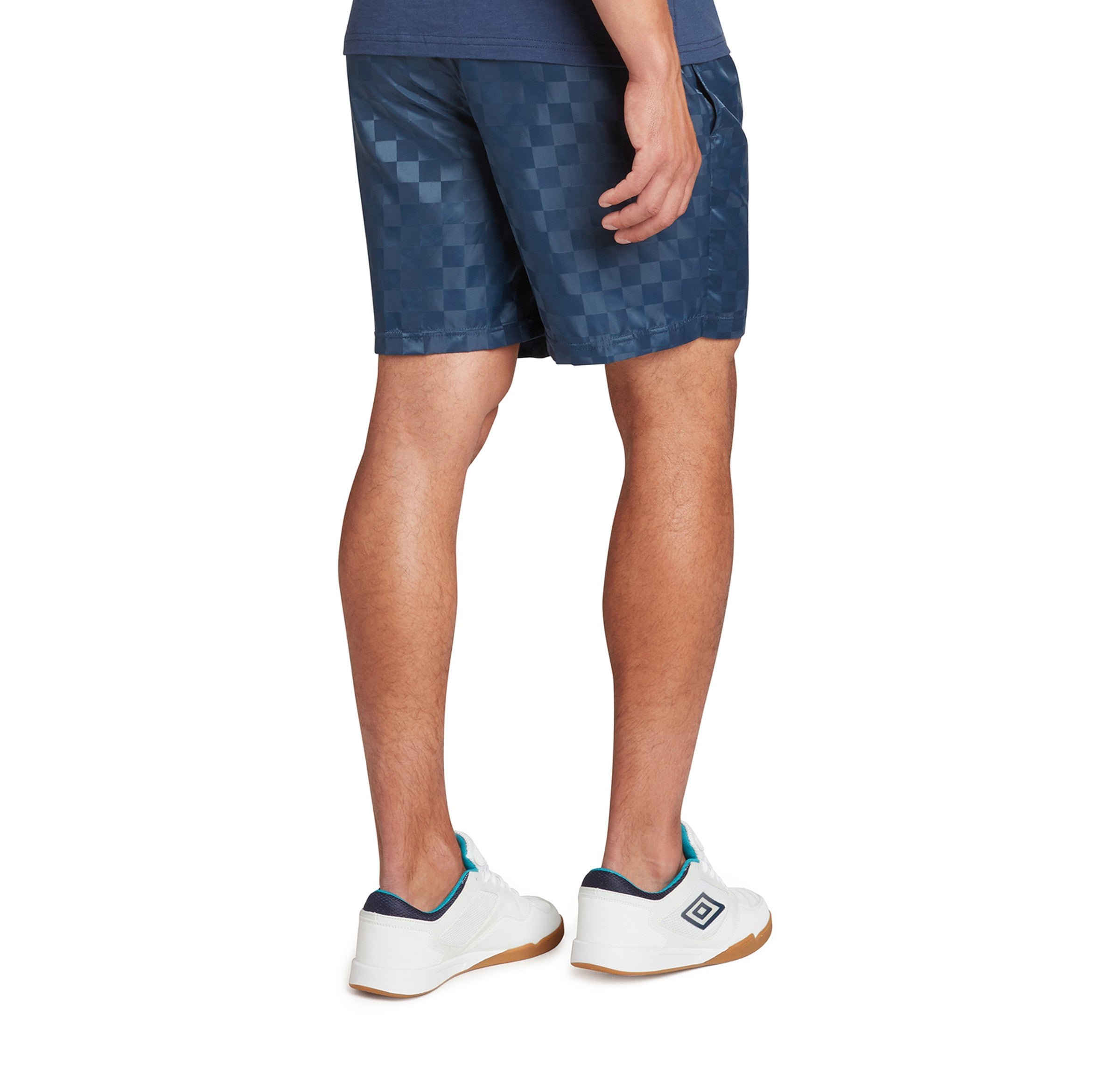 Men's Checkerboard Short