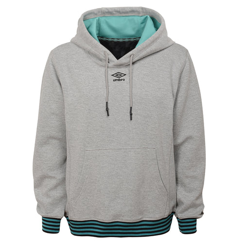PULL OVER DOUBLE KNIT HOODIE