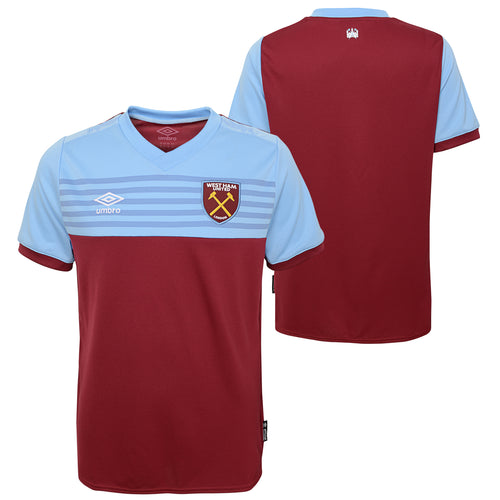 19/20 West Ham Home Jersey Jr.