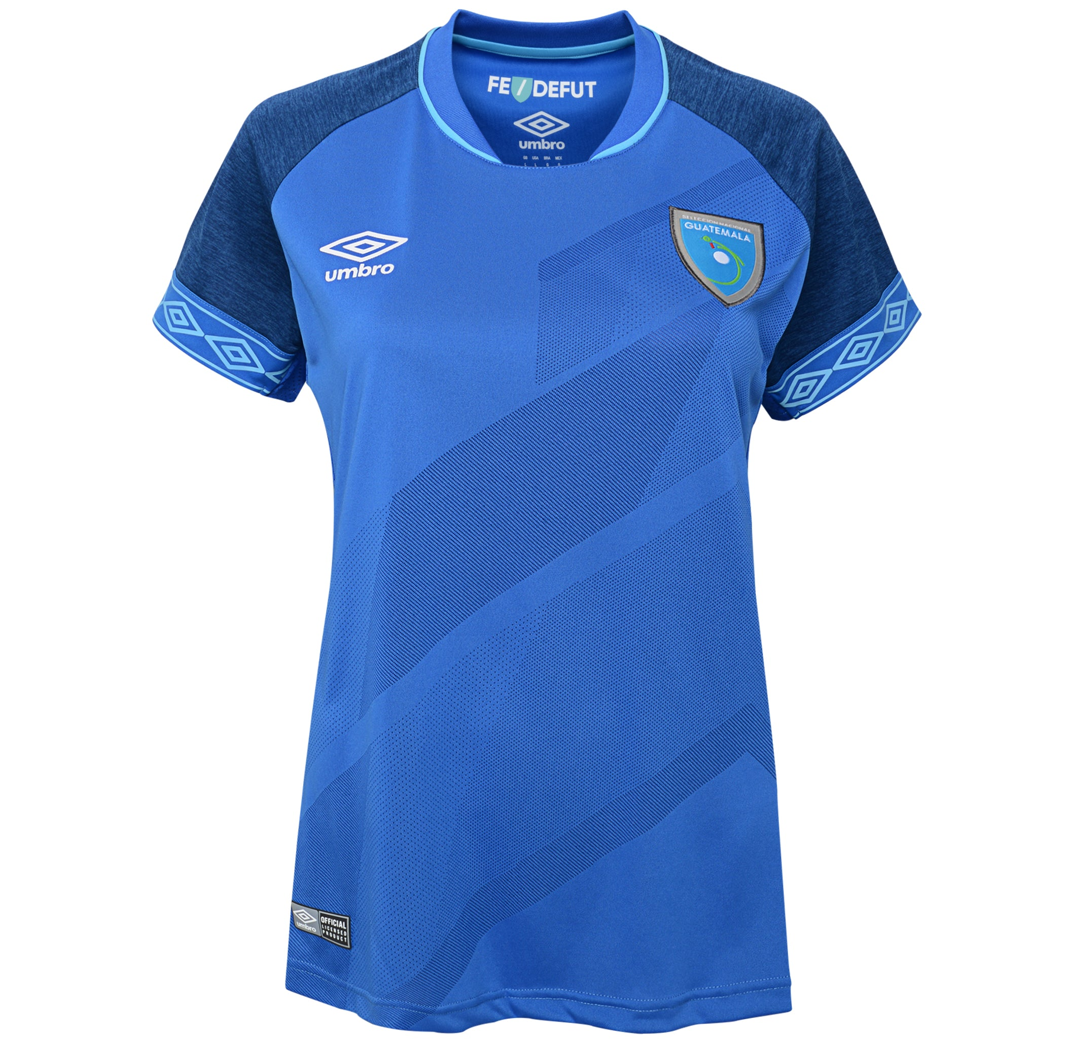 Guatemala 2019 Women's Away Replica Jersey