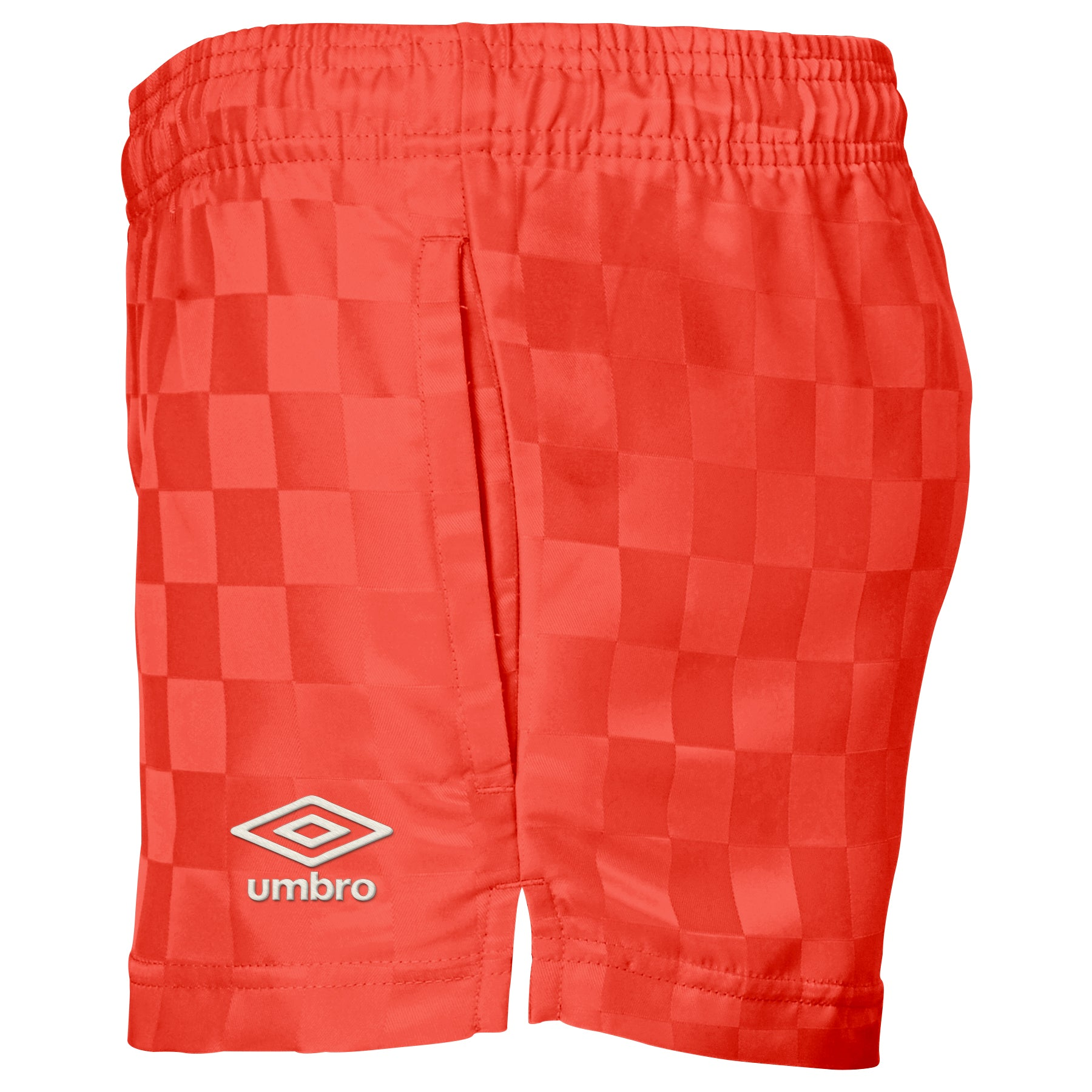 Checkerboard Short - Womens