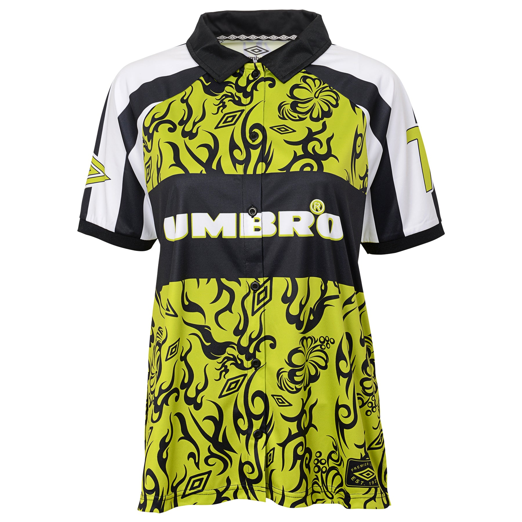 Sublimated S/S Jersey