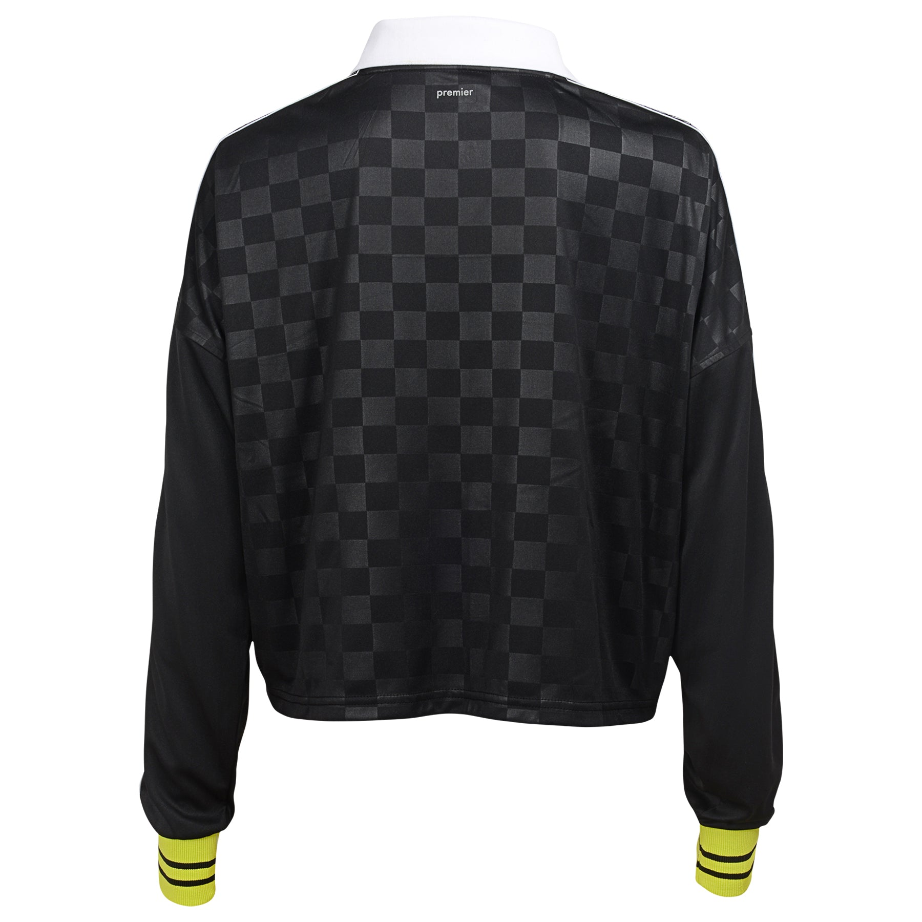 Checkerboard L/S Top