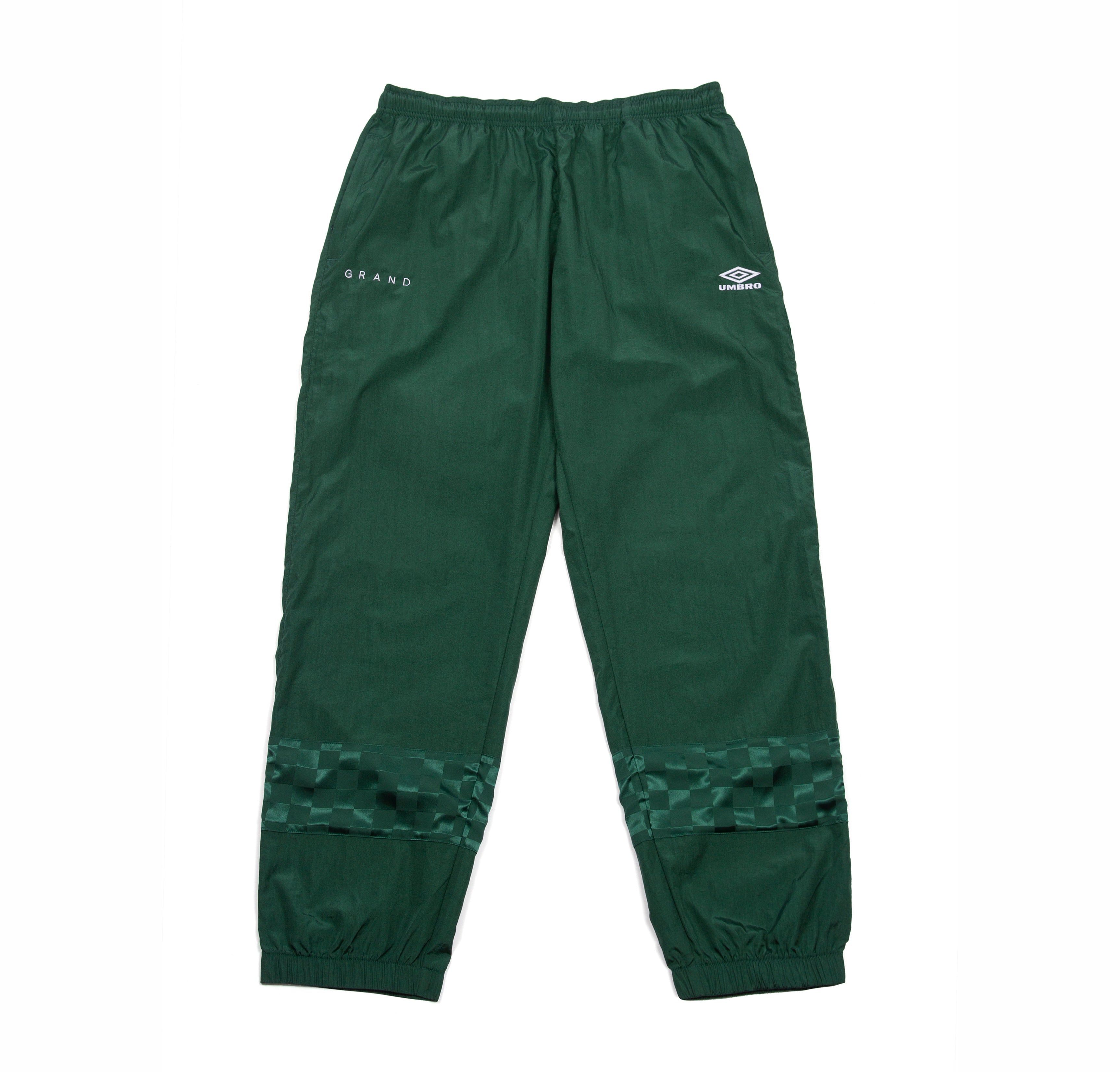 Grand X Umbro Pant Forest Green