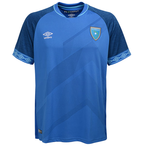 Guatemala 2019 Men's Away Replica Jersey
