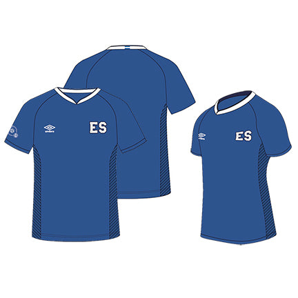 EL SALVADOR TRAINING TOP