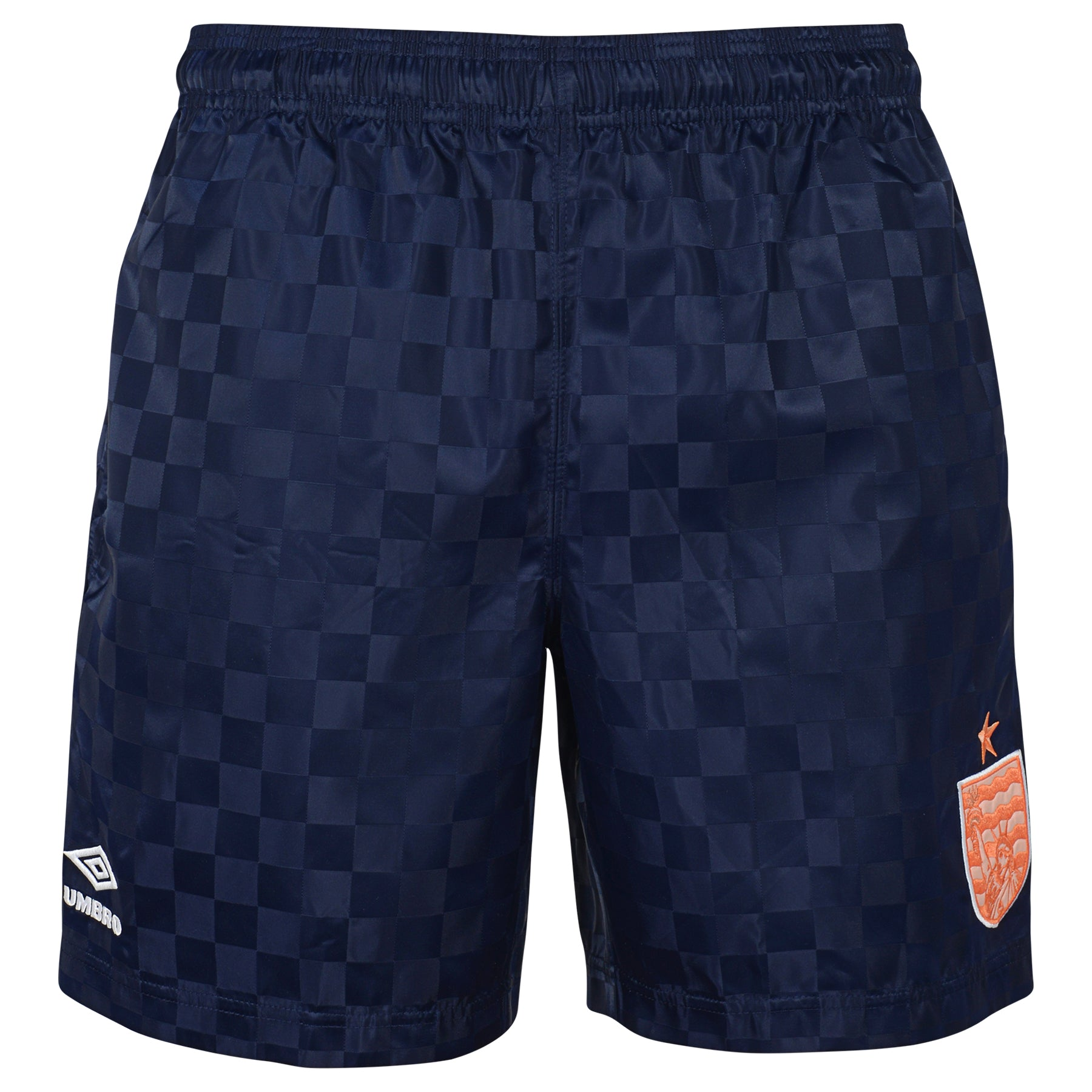 Coral Studios x Umbro Reversible Checkerboard Short