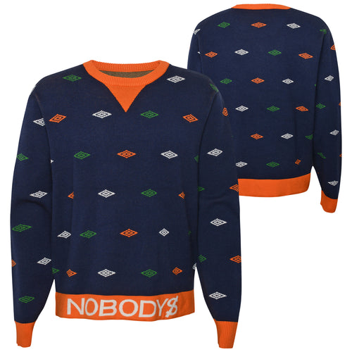 NOBODYS SWEATER CREW X UMBRO