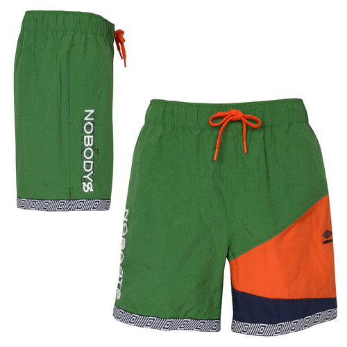 NOBODYS RETRO SHORT X UMBRO