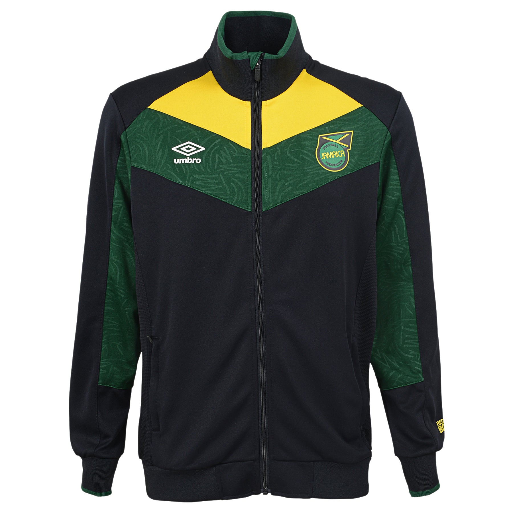 18/19 JAMAICA MEN'S JACKET