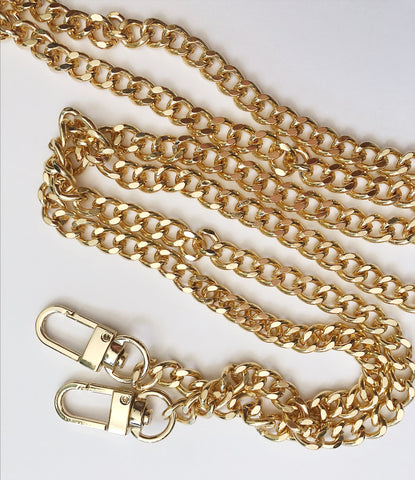 Luxe Crossbody Purse Chain