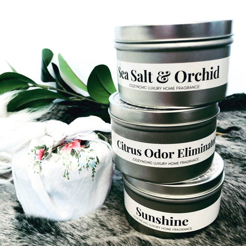 5.5 oz COZYNCHIC Candle Tins