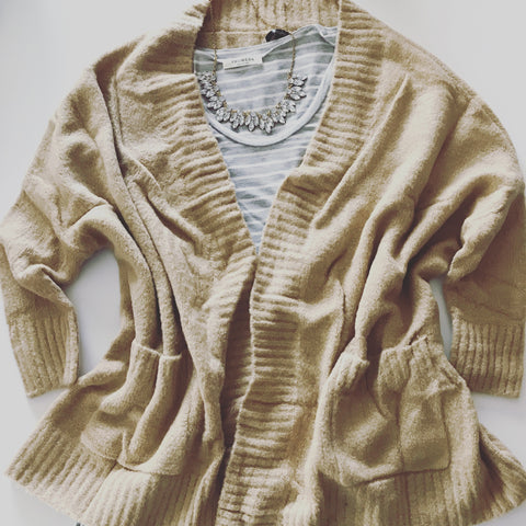 The Cozy Soft Cardigan