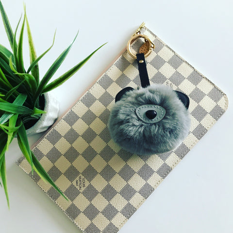 Teddy Purse Charm