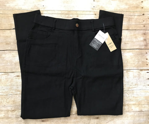 Cozy Jeggings PLUS, Black