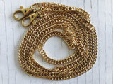 Purse Chain, Gold