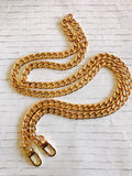 Luxe Purse Chain, Gold