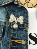 The Pretty Bow Brooch