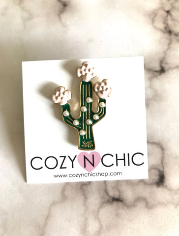 Mini Pin, Cactus
