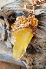 Citrine and Copper