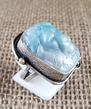 Moonstone Lion Ring