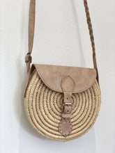 The new GFM Handmade Raffia bag - GFM -giftsfrommorocco-morocco leather