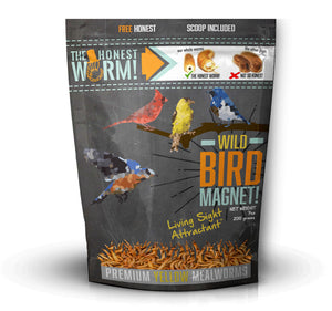 The Honest Worm! Wild Bird Magnet 7 oz Bag