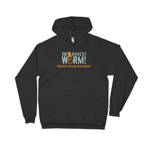 The Honest Worm CLassic Unisex Fleece Hoodie