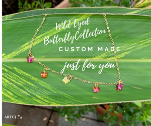 Plant - WildEyed Butterfly Jewelry Collection!